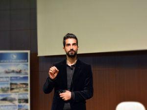 Ahmet Öğretmen, Öğretmen Adayları İle Buluştu