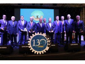 Mersin Ticaret ve Sanayi Odası 130. kuruluş yıldönümünü kutladı