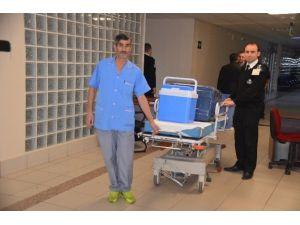 Böbrek Beklerken Karaciğerini Bağışladı