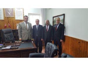 İlçe Milli Eğitim Müdürleri Toplantısı Anamur'da Yapıldı