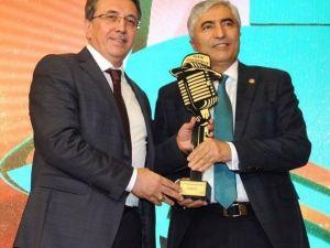 Alkışlar AK Parti Çankırı Milletvekili Hüseyin Filiz'e