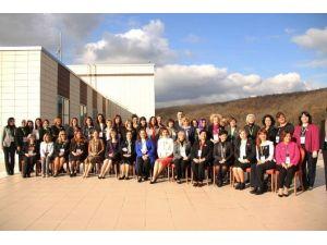 Rektör Kılıç Kadın Liderliği Geliştirme Ve Güçlendirme Eğitim Ve Mentorluk Programına Katıldı
