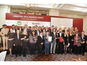 DPÜ'lü Öğrenciye Uluslararası Ödül