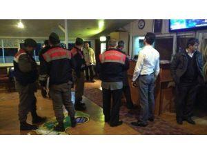 Çaycuma'da Jandarma Ekiplerinden Huzur Operasyonu