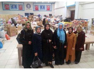 Hatice Özgevrek: Türkmen Kardeşlerimizin Yanındayız
