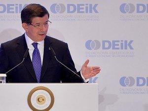 Ahmet Davutoğlu: Yeni Türkiye dünyaya açılmış bir Türkiye'dir