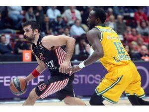 Euroleague'de Son Hafta Mvp'si Nobel Boungou-colo