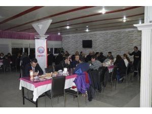 Eğitim İş Üyeleri Yemekte Buluştu