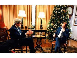 Kerry: Uçağın düşürülmesi artık ABD-Rusya ilişkilerinin gündeminde değil