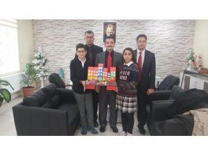 Beyşehir'in 2 Okulunun Projesi Sergilenecek