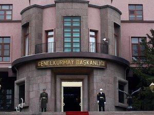 Genelkurmay Başkanlığı: Operasyonlar kamu güvenliği tesis edilinceye kadar sürecek