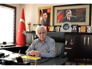 Başkan Toprak, 'Yılın Yerel Yöneticisi' Seçildi