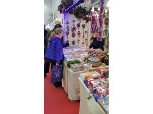 Ankara'daki yılbaşı hediyelik eşya fuarına 230 firma katılıyor