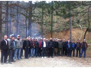 Kurşun Madeni İşçileri İş Başı Yaptı
