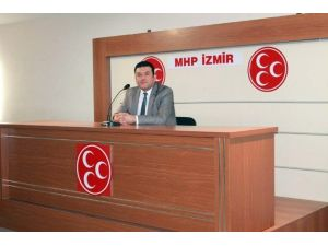 MHP İzmir'de Alaaddin Çakıcı Polemiği