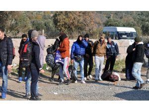 Çanakkale'de 281 Kaçak Yakalandı
