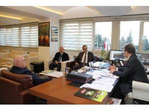 Savunma Sanayi Müsteşarı Demir'den ÇAYKUR'a Ziyaret