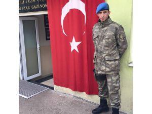 Çankırı Valisi Özcan şehit asker için taziye mesajı yayınladı