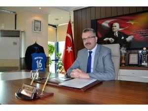 Başkan Özkan: 2016 Karacabey için hamle yılı olacak