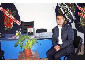 CHP Besni İlçe Başkanı Hakan Kılınç Oldu