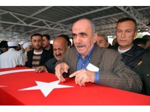 Osmaniye, Şehidini Son Yolculuğuna Uğurladı