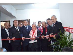 Eskişehir'de Gümüşhaneliler Derneği Açıldı