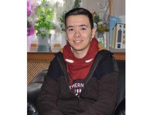 Kaza Geçiren Liseli Umut Çetin'den, 'Motosiklet Kullanmayın' Uyarısı