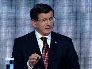 Başbakan Davutoğlu: Gençlerimizin geleceğini çalanlara yeter artık diyelim