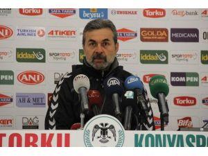 Torku Konyaspor Evinde Galip