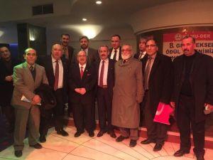 Amasra Belediye Başkanı Yılın En Başarılı İlçe Belediye Başkanı Seçildi