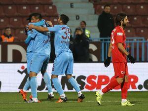 Trabzonspor: 3 – Antalyaspor: 0