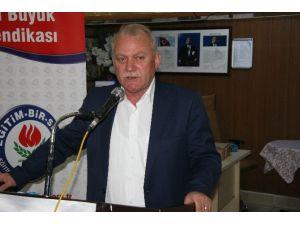 Eğitim-bir-sen Genel Başkan Yardımcısı Sevin, Kilis'te