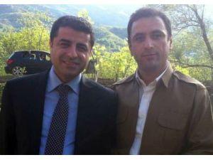 HDP Belde Eş Başkanı Gözaltına Alındı