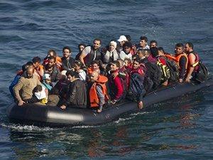 Sakız Adası'nda Mülteci Zirvesi