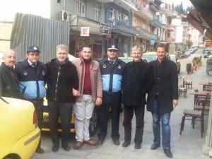 Esnaflardan İzmit Belediyesi'ne Teşekkür