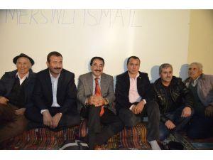 Mersinli İsmail'den Selendi'de Televizyon Programı