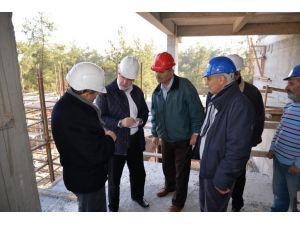 Uludağ Üniversitesi Sağlık Yüksek Okulu yeni binasına kavuşuyor