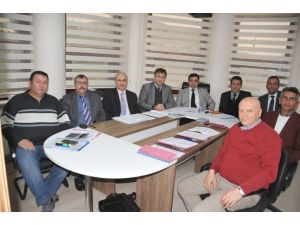 Bozüyük Belediyesi'nde Toplu İş Sözleşmesi Görüşmeleri Başladı