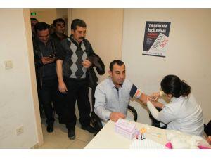 Yenimahalle Belediyesi'nin 700 personeline sağlık taraması