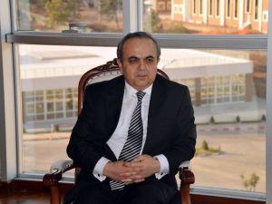 Rektör Prof. Dr. Özcan, Rektörlük Seçimlerini Değerlendirdi