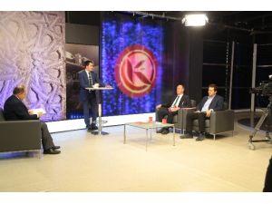 AK Parti Genel Başkan Yardımcısı Akdağ: