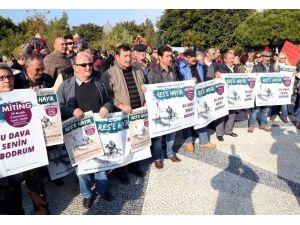 Bodrum'da Res Eylemi