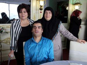 Engelli Bireyler Ve Aileleri Moral Buldu