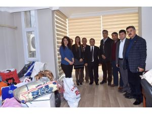 Sarıçam Kent Konseyi'nden Bayırbucak Türkmenleri'ne yardım eli