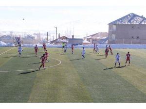 Elbakspor Kızıltepe Fırat Spor'u Mağlup Etti