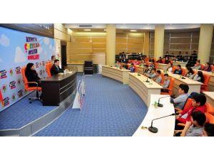 Kepez Belediyesi'nden Öğrencilere Bilim Merkezi Müjdesi