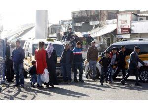 Sur'da Göç Sürüyor