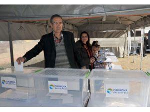 Çukurova'da emekli dinlenme evi için referandum yapıldı