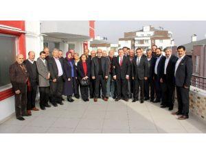 AK Parti Merkezi İlçeden Tanışma Toplantısı