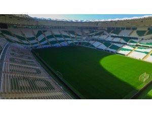 Timsah Arena Bu Etiketle Açılacak